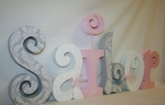 63 Baby Room Letters, Baby Wall Letters Baby Girl Decor Nursery