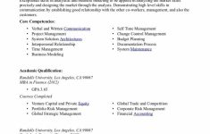 Internship Resume Examples. Top 10 Resume Objective Examples And