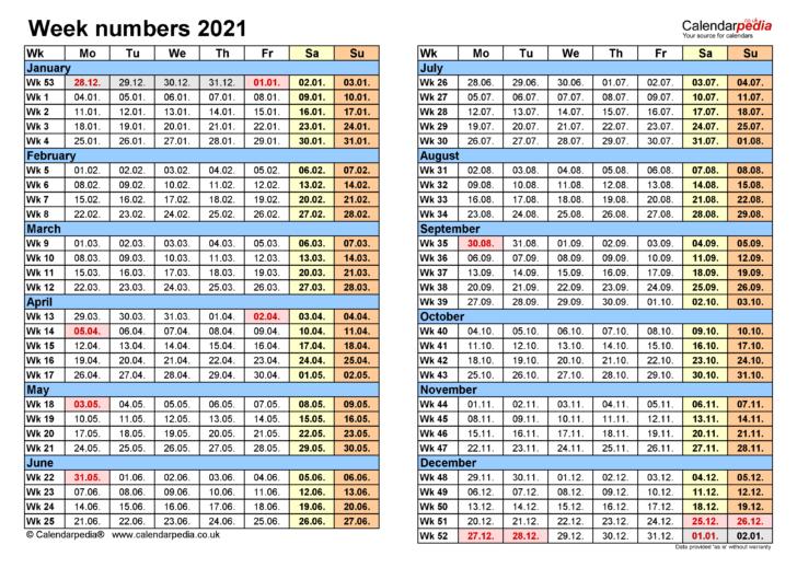 2021 Calendar Canada Printable Pdf